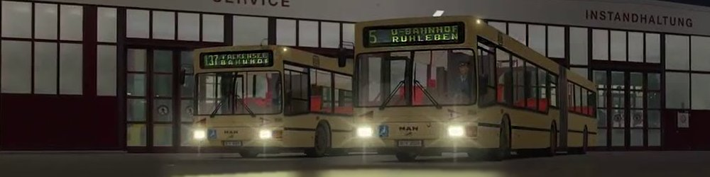 OMSI Bus Simulator 2 Steam Edition banner
