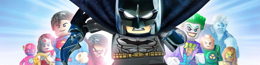 LEGO Batman 3 Beyond Gotham banner