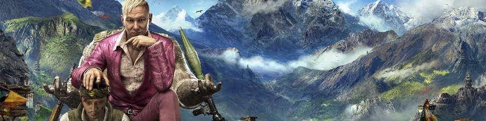 Far Cry 4 Gold Edition banner