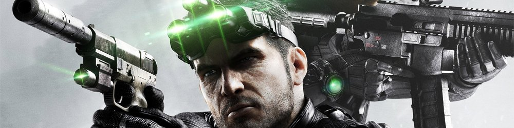 Tom Clancys Splinter Cell Blacklist Upper Echelon banner