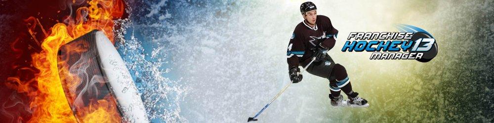 Franchise Hockey Manager 2014 banner