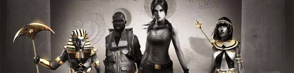Lara Croft and the Temple of Osiris banner