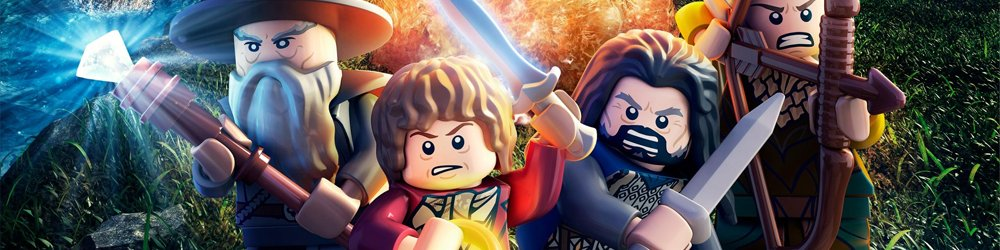 LEGO The Hobbit The Big Little Character Pack banner