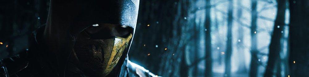 Mortal Kombat X banner