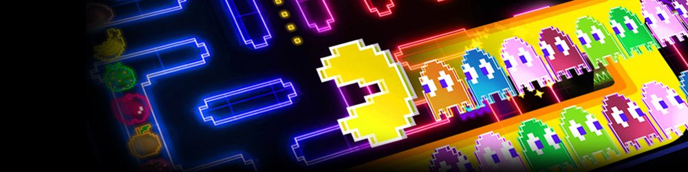 PAC-MAN Championship Edition DX+ banner