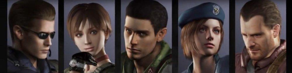 Resident Evil HD REMASTER banner