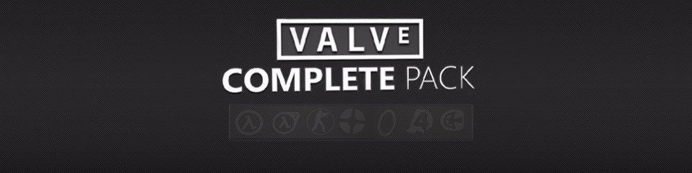 Valve Complete Pack banner