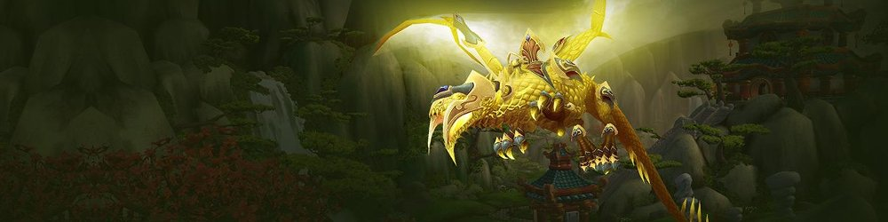 World of Warcraft Heart of the Aspects banner