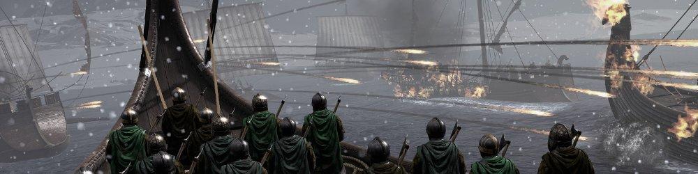 Total War Attila Viking Forefathers Culture banner