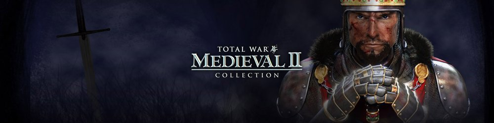 Medieval II Total War Collection banner