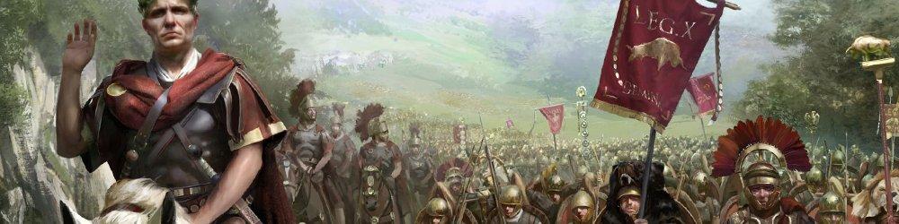Total War ROME II Caesar in Gaul Campaign Pack banner