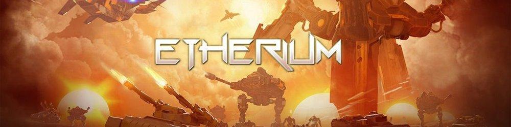 Etherium banner