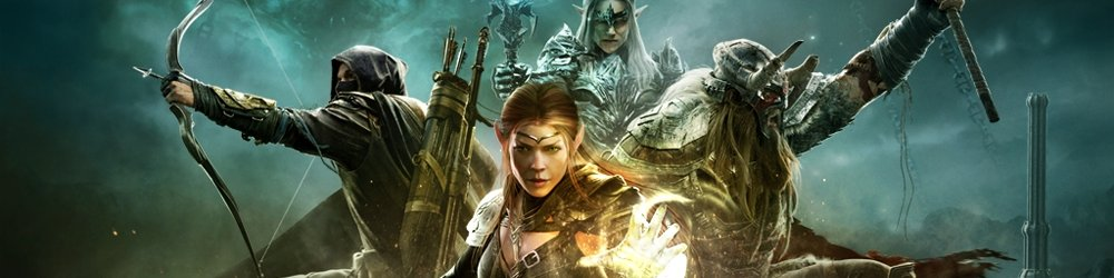 The Elder Scrolls Online Tamriel Unlimited banner