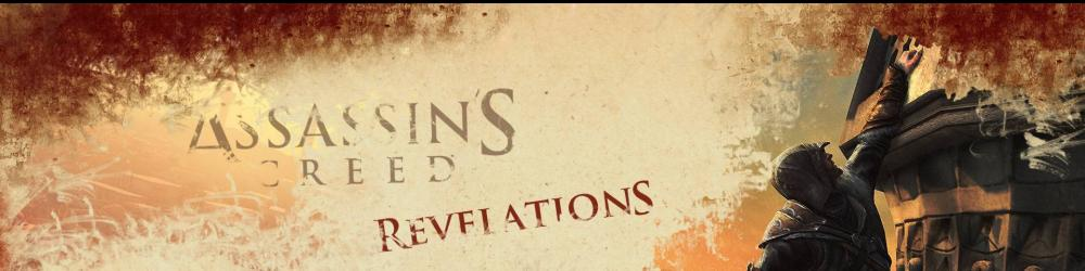 Assassins Creed Revelations banner