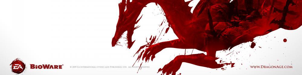 Dragon Age Origins Awakening banner