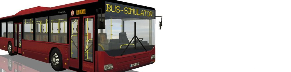 Bus Simulátor 2 banner