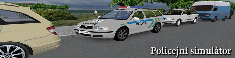 Policejní Simulátor banner