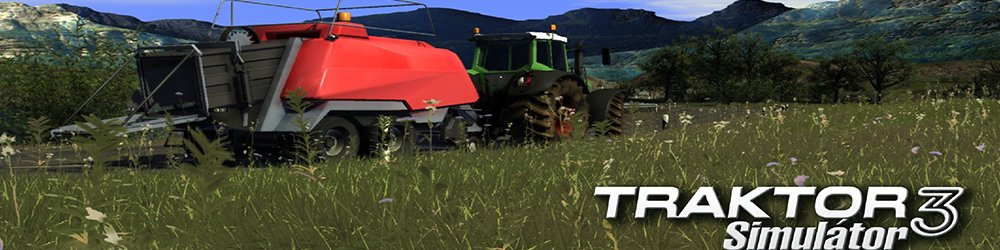 Traktor 3 Simulátor banner