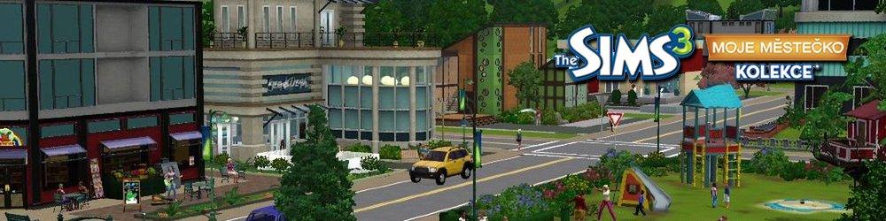 The Sims 3 Moje Městečko banner