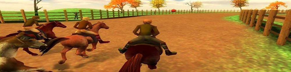Svět koní Já chci závodit banner