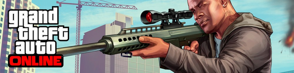 Grand Theft Auto V Online Bull Shark Cash Card 500,000$ GTA 5 banner