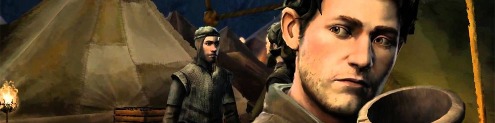 Game of Thrones A Telltale Games Series banner