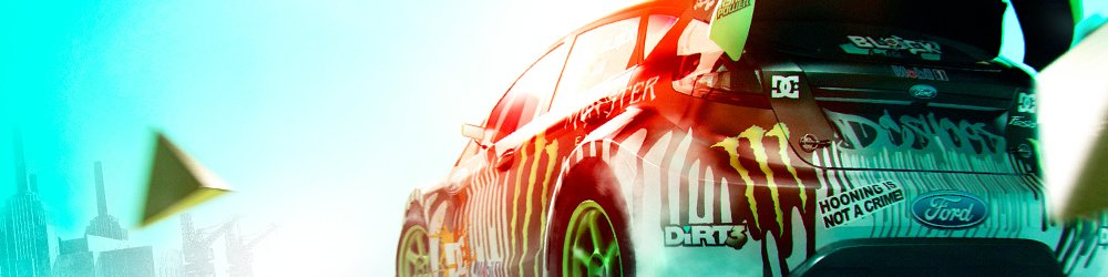 DiRT 3 Complete Edition banner