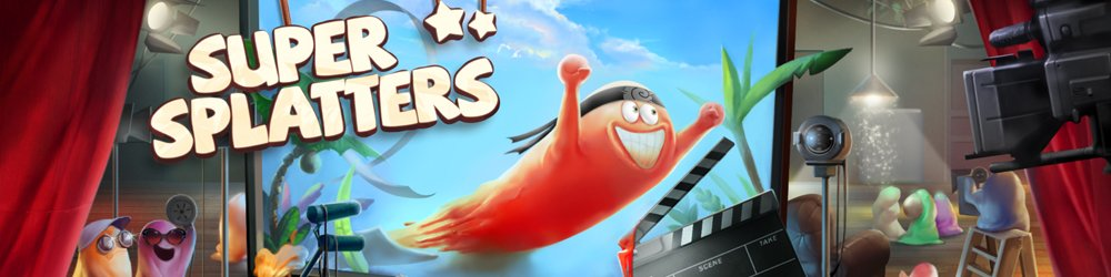 Super Splatters banner