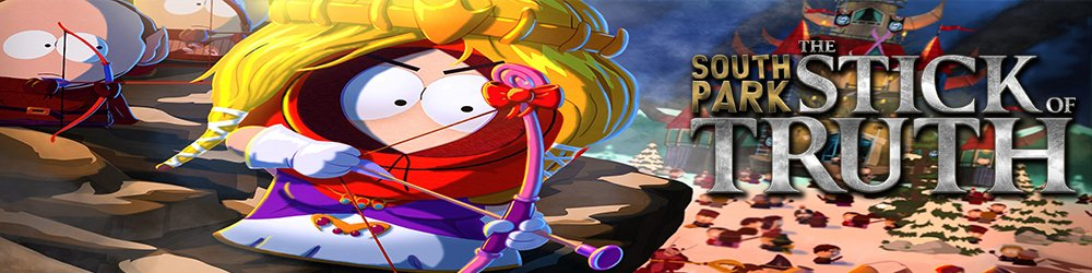 South Park The Stick of Truth CUTDE banner