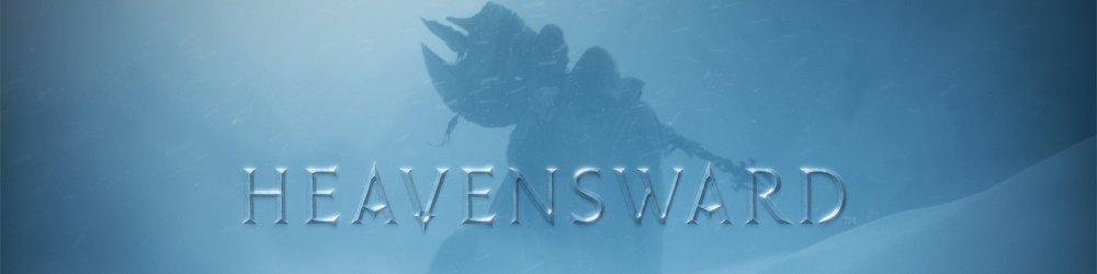 Final Fantasy XIV Heavensward banner