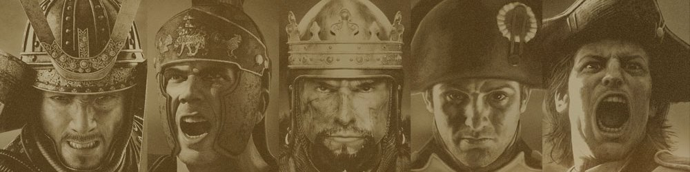 Total War Master Collection banner