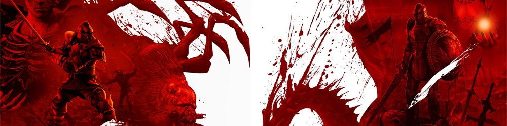 Dragon Age Origins banner