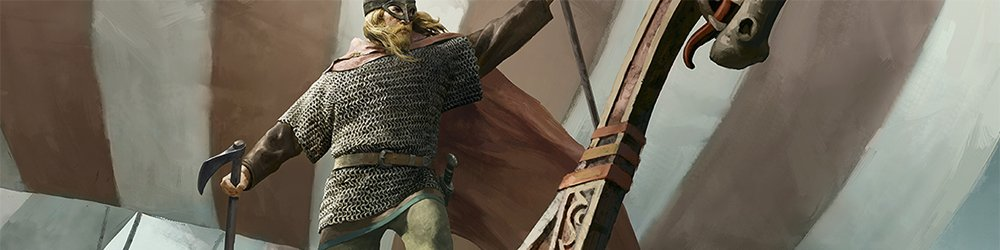 Mount and Blade Warband Viking Conquest banner