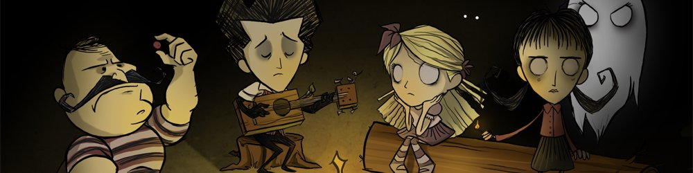 Dont Starve Together banner
