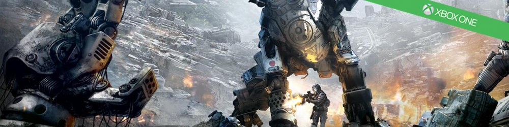 Titanfall Xbox One banner