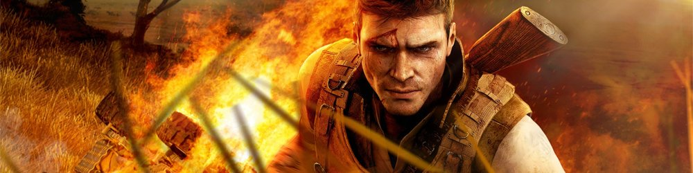 Far Cry 2 Fortunes Edition banner
