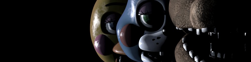 Five Nights at Freddys 2 banner