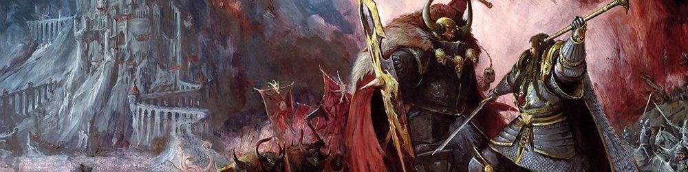 Total War WARHAMMER banner