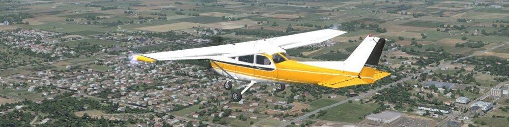 Microsoft Flight Simulator X Steam Edition banner