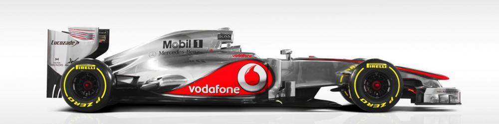 Formula 1, F1 2012 banner