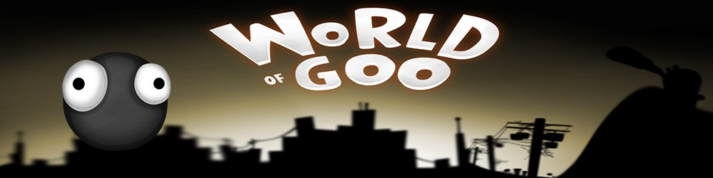 World of Goo banner