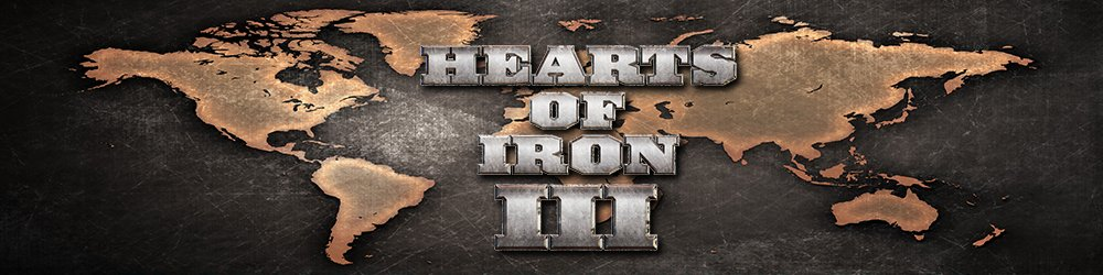 Hearts of Iron 3 banner