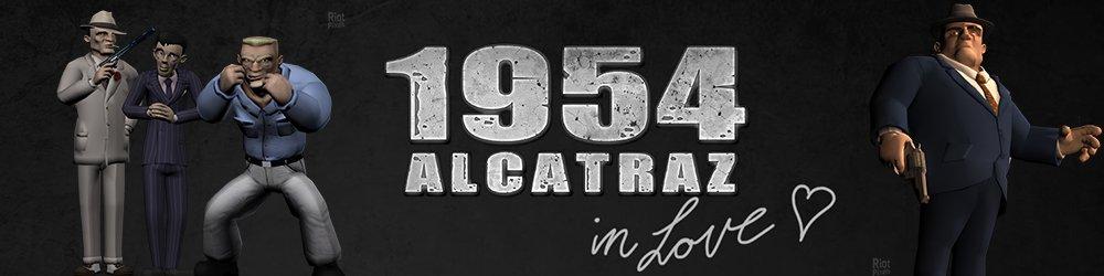 Alcatraz 1954 banner