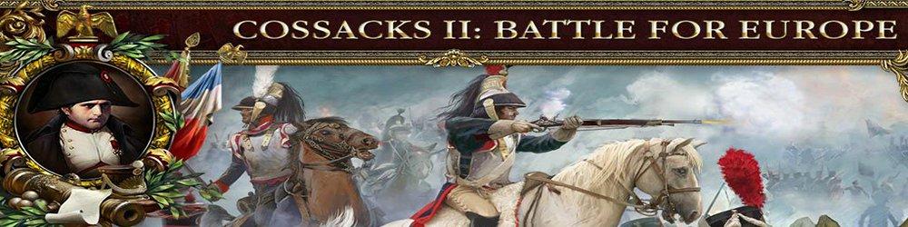 Cossacks 2 Battle for Europe banner