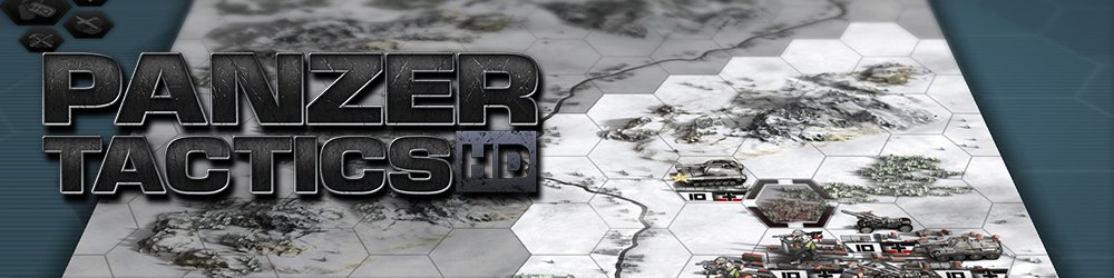 Panzer Tactics HD banner