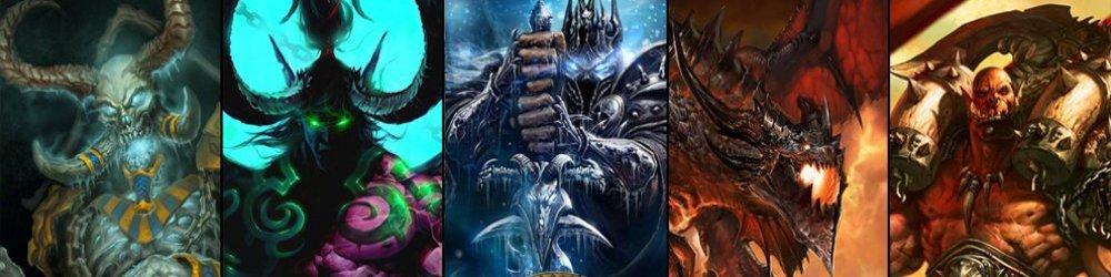 World of Warcraft 30 Dní předplacená karta banner