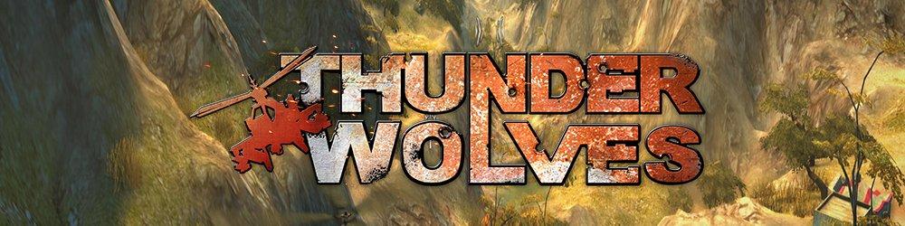Thunder Wolves banner