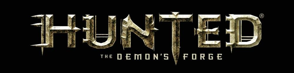 Hunted The Demons Forge banner