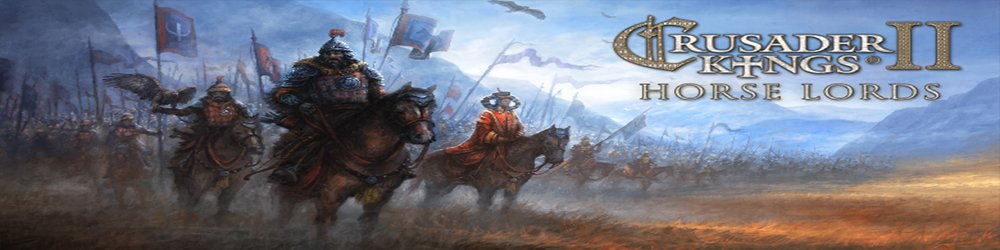 Crusader Kings II Horse Lords banner
