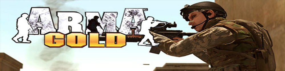 Arma Gold Edition banner